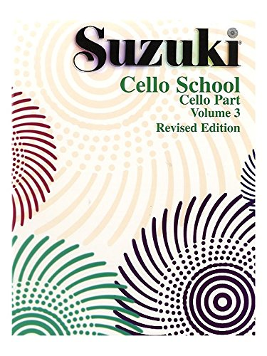 Suzuki: Cello School Volume 3 Revised Edition (Cello Part)