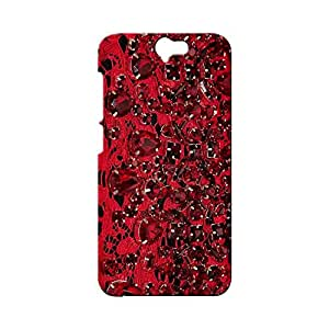 BLUEDIO Designer Printed Back case cover for HTC One A9 - G0012