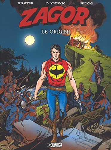 Zagor. Le origini
