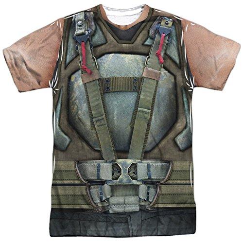ises Bane Kostüm Sublimation Erwachsene T-Shirt (X-Large) (Herren Bane Kostüm)
