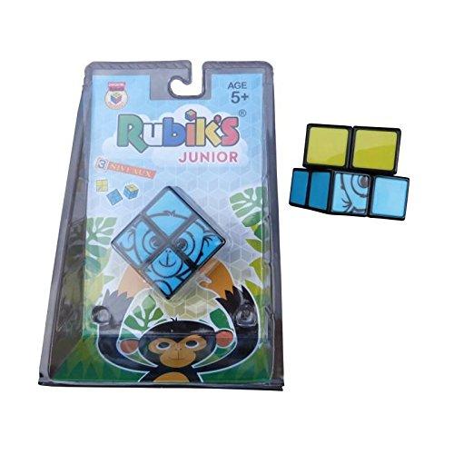 Rubik - 0760 - Le Singe est un Rubik's 2 x 2