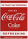 Coca-Cola Refreshing BICYCLE Deck (US Playing Card Company)