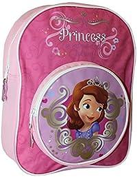 Preisvergleich für Sambro Sofia The First Junior Backpack with Front Pocket by Disney Junior