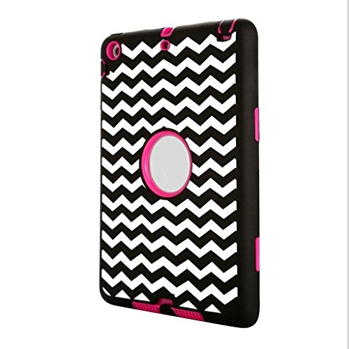 ELECTROPRIME PU Leather Dust-proof Protective Back Case Cover for iPad Mini 1...