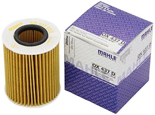 Knecht OX 437D Filtro Motore