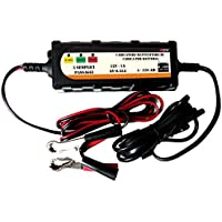 TrAdE shop Traesio battery charger of battery rechargeable Lead Moto Car 12V preiswert