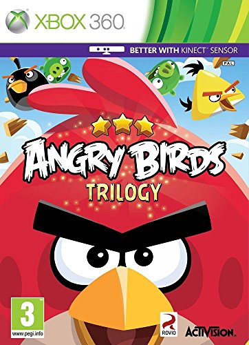 Angry Birds : trilogy (Birds 360-angry Spiele Xbox)