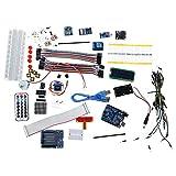 REFURBISHHOUSE Neu Ultimativ UNO R3 Starter Kit Fuer Arduino 1602LCD Servomotor RTC