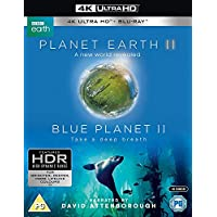 Planet Earth II & Blue Planet II Boxset