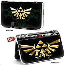 Cartoon Zelda Hard Protective Case Cover For Nintendo New Style 3DS XL