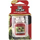 Yankee Candle Bougie parfumée Canneberge 1317064e Ultimate Poire voiture Pot