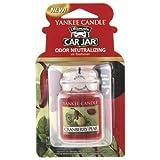 Yankee Candle Bougie parfumée 1317064Ultimate Odeur Neutralisant Canneberge Poire Voiture Pot