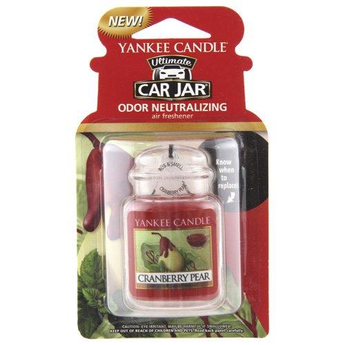 YANKEE CANDLE 1317064Ultimate neutralizzante odori Cranberry Pear Car J