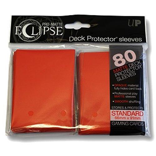 Ultra Pro Kartenhüllen Rot/Rot (E-85250)