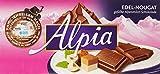Alpia Schokolade Edel Nougat