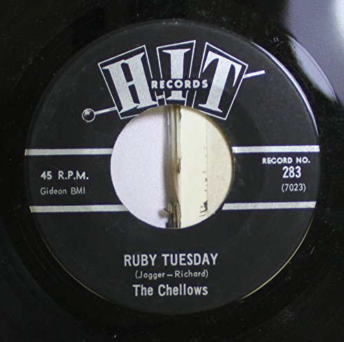 the-chellows-jalopy-five-45-rpm-ruby-tuesday-then-you-can-tell-me-goodbye