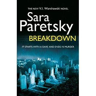Breakdown: V.I. Warshawski 15