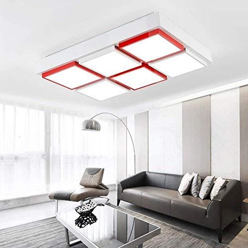 HhGold Lámpara de Techo, Sala de Estar en el hogar Lámpara de...