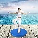 Esterilla de yoga, Yoga almohadilla de equilibrio, equilibrio disc-perfect para fisioterapia, pilates, yoga,/resistencia/Core estabilidad/entrenamiento de fuerza, movimiento rehabilitation-soft