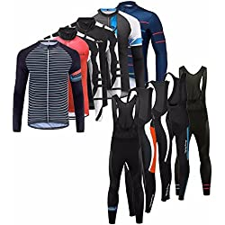 Burning Bike Wear #01 2017 Ciclismo Long Bib Pantalones De Hombre Spring Ropa De triatlon Transpirables