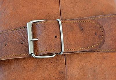 Gusti Sac à bandoulière en cuir - Josephine Sac à main Cabas Marron