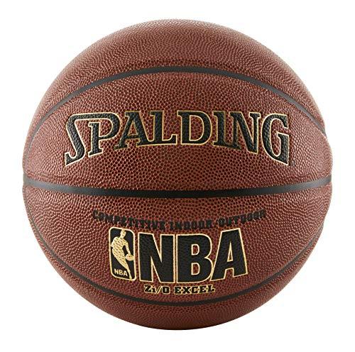 Spalding NBA Zi/O Excel-Balón Baloncesto - 10205