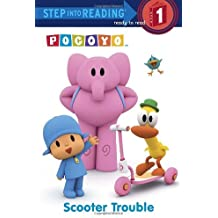 Scooter Trouble (Pocoyo) (Step into Reading) by Christy Webster (2013-07-23)