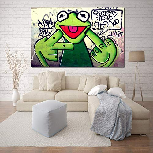 Poster Frosch Top Angbote online auf poster !