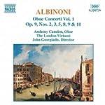 Concertos pour hautbois op.9 Nos.2, 3...