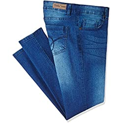 Jealous 21 Women's Slim Jeans (PJEBX-S-bY00831-16S1, 30, BLUE)