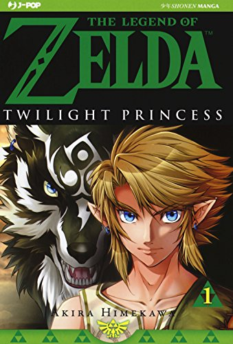 ZELDA TWILIGHT PRINCESS #01 -