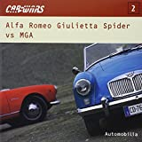 Mga Vs Alfa Romeo Giulietta Spider Car Wars N 2