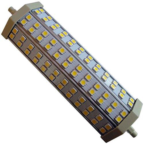 15W SMD 72 LED Lampe Licht Lampen R7s 189 mm Leuchtmittel Strahler Birne