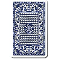 100% Plastic Blue Skat Playing Card Deck by Brybelly Holdings