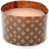 Papel de horno para molde con forma de Panettone, Alto, 750g