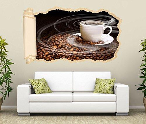 Wandtattoo Wandtattoo Kaffee