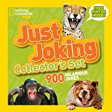 National Geographic Kids Just Joking Collector's Set: 900 Hilarious Jokes About Everything