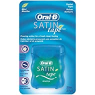 ORAL B Cinta seda dental Satin Tape Menta