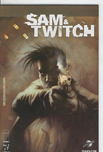 Sam & Twitch volumen 2 numero 07: el asunto john doe