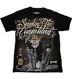 Dyse One Smokin T-Shirt in Schwarz Größe S (Small)