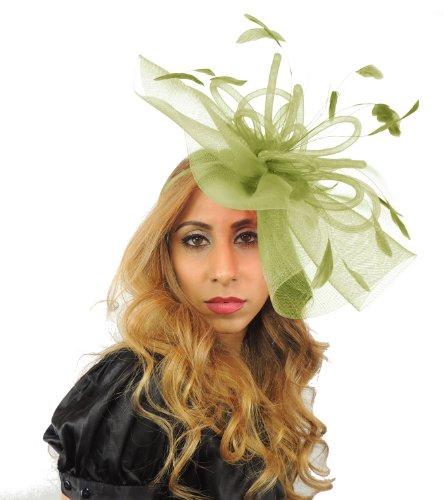 Hats By Cressida - Sweat à capuche spécial grossesse - Femme Vert - Vert olive