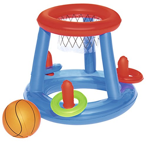 Canasta Hinchable Bestway Baloncesto Game Center Ø61