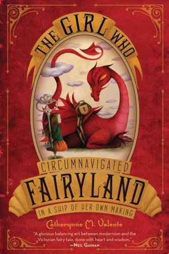 The Girl Who Circumnavigated Fairyland in a Ship of Her Own Making (In Alice Wonderland Böse)
