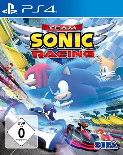 Price comparison product image Team Sonic Racing (PS4) (USK)