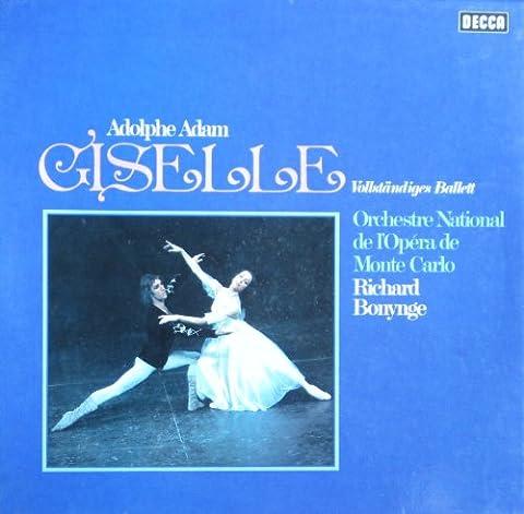 Adam: Giselle (Vollständiges Ballett) [Vinyl Schallplatte] [2 LP Box-Set]