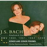J.S. Bach: Keyboard Concertos BWV 1060, 1061, 1062, 1063