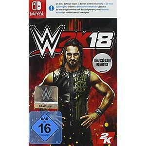 WWE 2K18 Beschleuniger [PC Code – Steam]