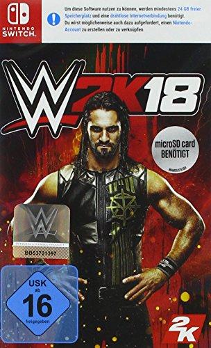 WWE 2K18 - Standard Edition - Nintendo Switch [Edizione: Germania]