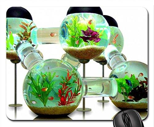 Aquarium, Das Mauspad, Mousepad (Fisch Mauspad)
