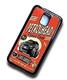 KOOLART Petrolhead Speed Shop Design für schwarz BMW X5 SUV Hartschale Case PASST Samsung Galaxy S5